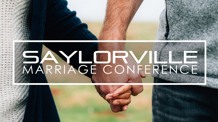 Saylorville Marriage Conference logo image