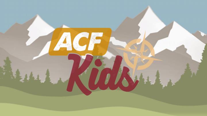 ACF Kids New Family Pre-Registration logo image
