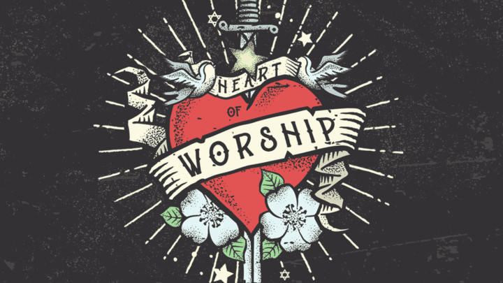 Heart of Worship logo image