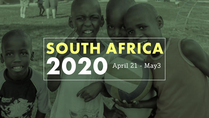 South Africa Trip 2020 logo image