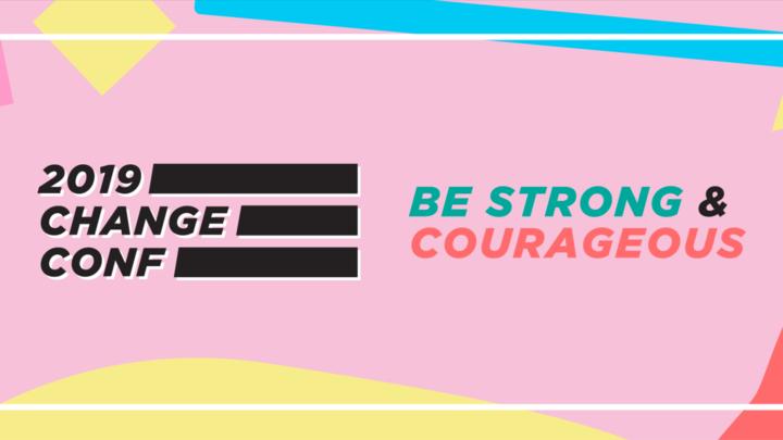 Change Conference logo image