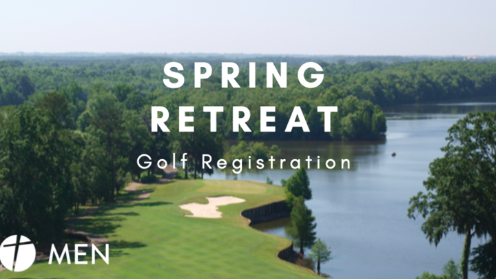 Mens Retreat Golf logo image