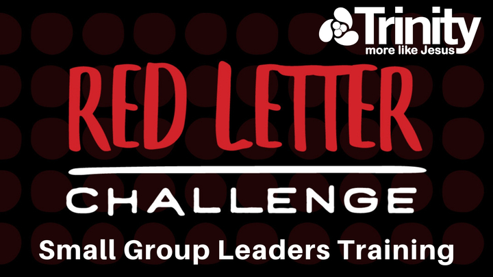 Small Group Leaders' Training logo image