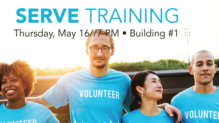 SERVE Training (30th Anniversary Concert Volunteers) logo image