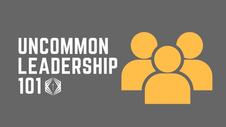 Uncommon Leadership 101 logo image