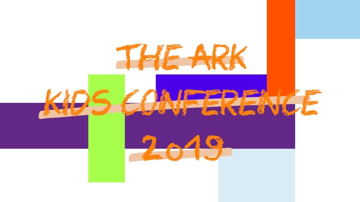 The Ark Kids Conference logo image