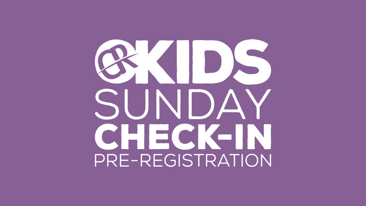 CR KIDS Pre-Registration logo image