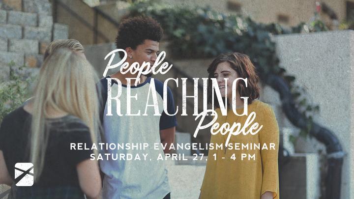People Reaching People logo image