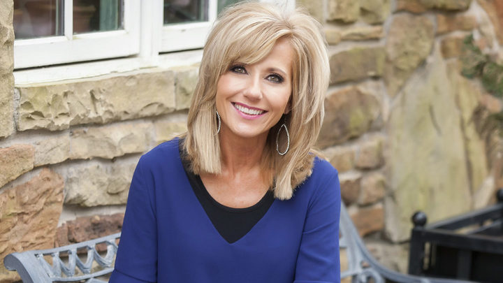 Living Proof with Beth Moore logo image