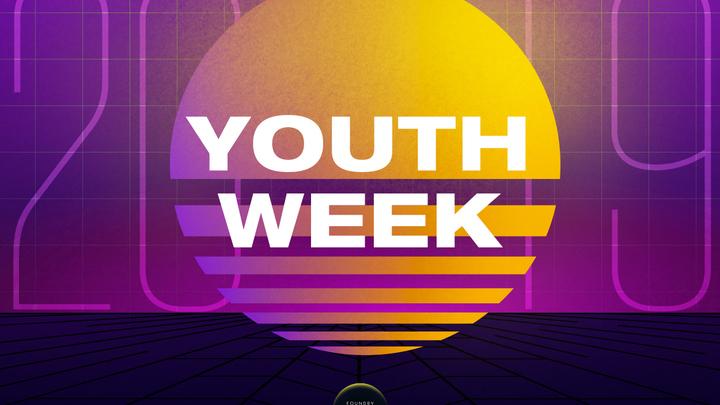 Youth Week logo image