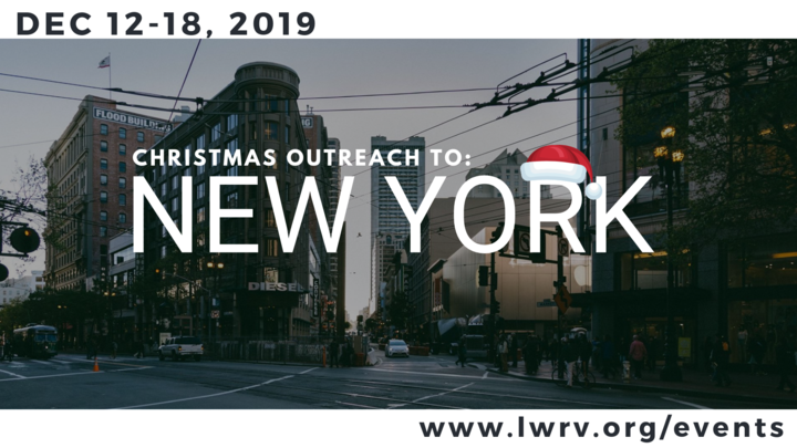 NYC Christmas Compassion Outreach logo image