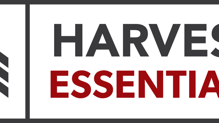 Harvest Essentials Sept 22 & 29, 2019 logo image