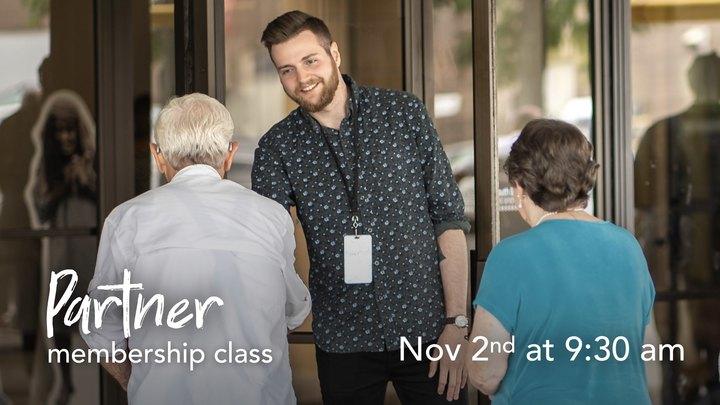 401 - Partner (Membership Class) logo image