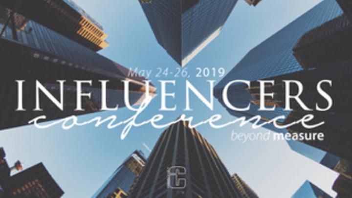 Influencers Conference logo image