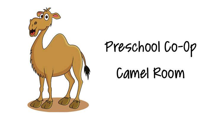 Camel Room: Preschool Summer Co-Op  logo image