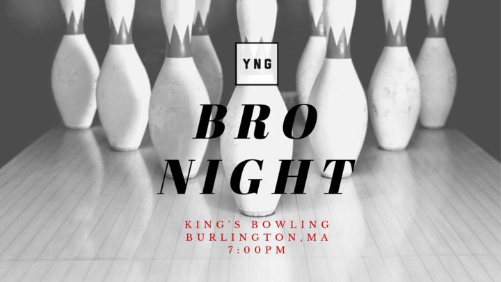 YNG Bro Night logo image