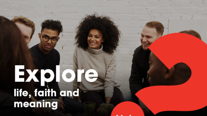 Alpha Course - September 2019 logo image
