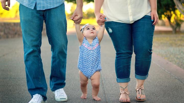 Medium growing kids gods way photo