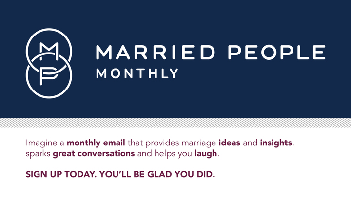 Married People Monthly Email logo image