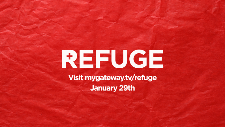 Refuge logo image