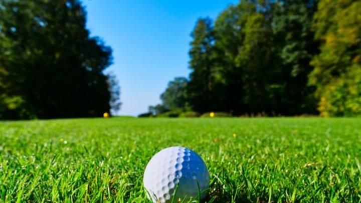 Men's Ministries Golf Day logo image