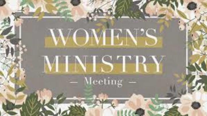 Women's Ministry Gathering  logo image