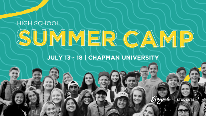 High School Summer Camp logo image