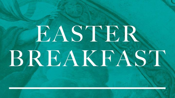 Easter Breakfast logo image