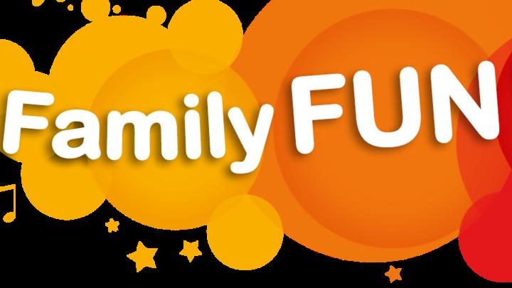 Medium family fun short logo
