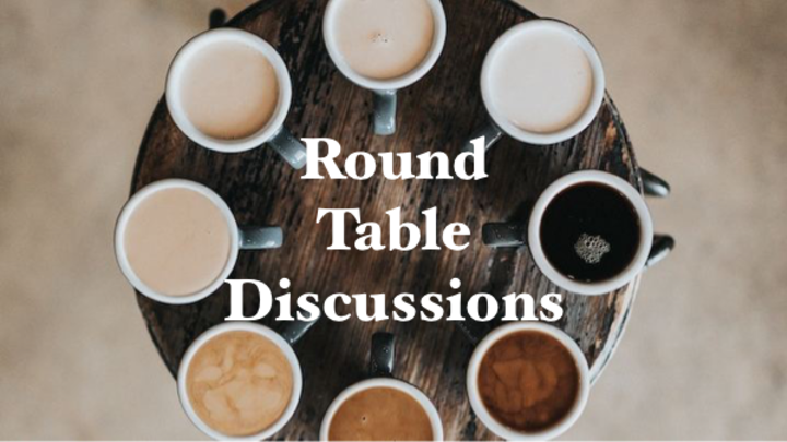 Round Table Discussion - Generous Living logo image
