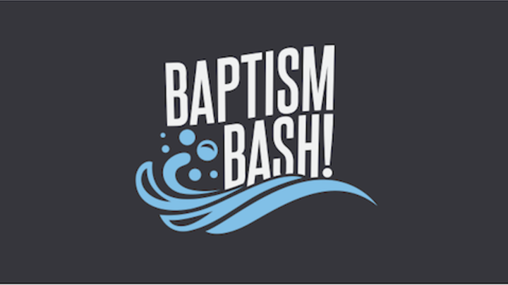 Baptism Bash logo image