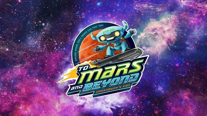 VBS2019 - To Mars and Beyond logo image