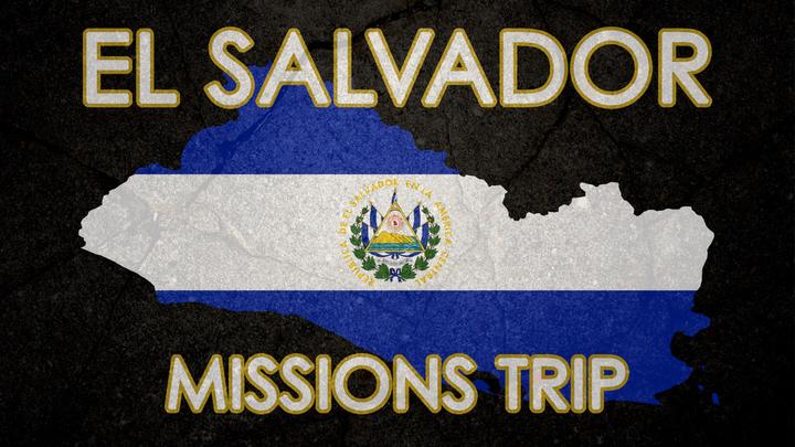 2019 Missions Trip - El Salvador logo image