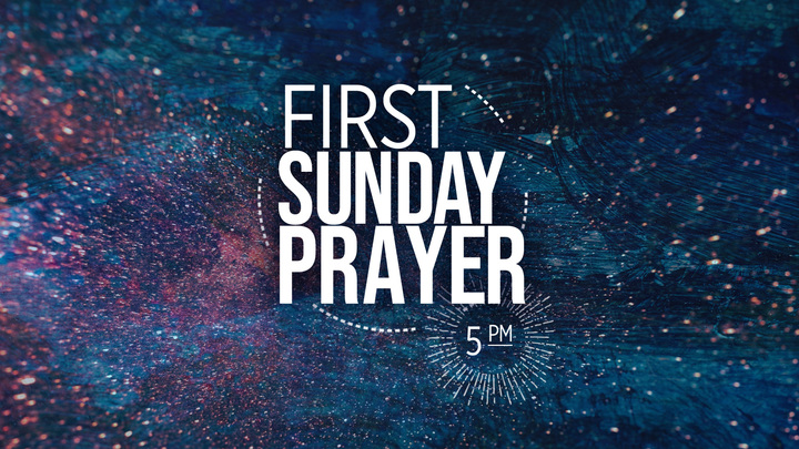 First Sunday Prayer logo image