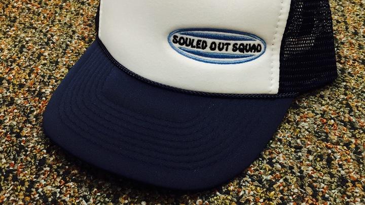 2019 Roar  Souled Out Squad (SOS)   logo image