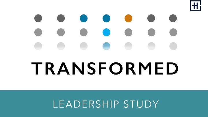 Transformed Leadership  logo image