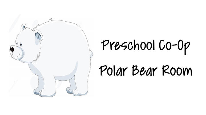 Polar Bear Room: Preschool Summer Co-Op  logo image