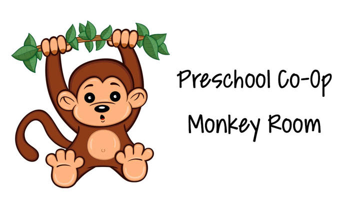 Monkey Room: Preschool Summer Co-Op  logo image