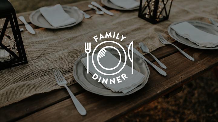 Family Dinner   October 6th logo image