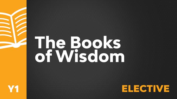 Elective - The Books of Wisdom logo image