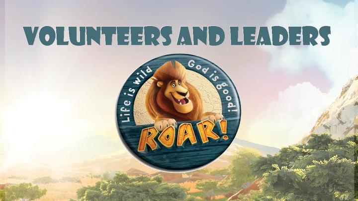 ClearView Kids Camp: Volunteers and Leaders logo image