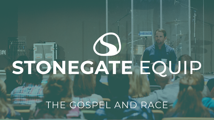 The Gospel and Race | Equip - AUGUST  logo image
