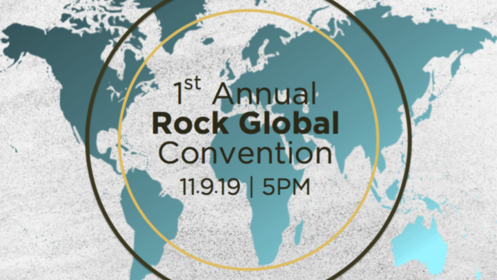 Rock Global Convention logo image