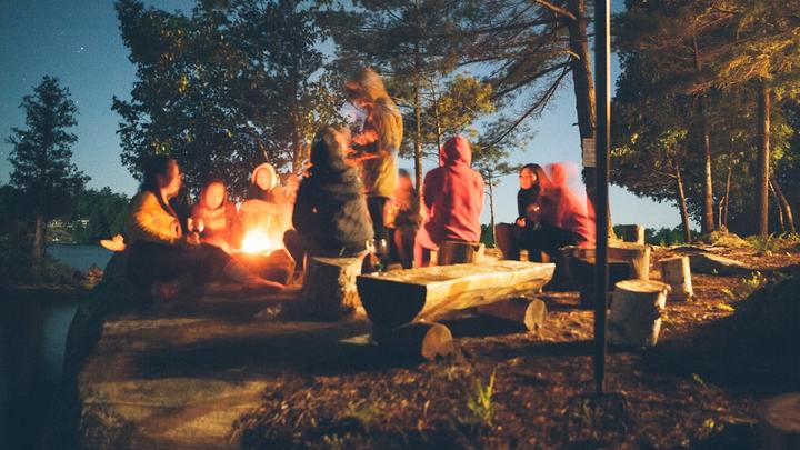 Father / Daughter Campout-Sept. 13th 2pm-Sept. 14th at 12pm logo image