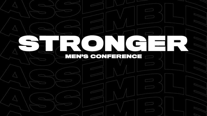 Stronger - South Island 2019 logo image