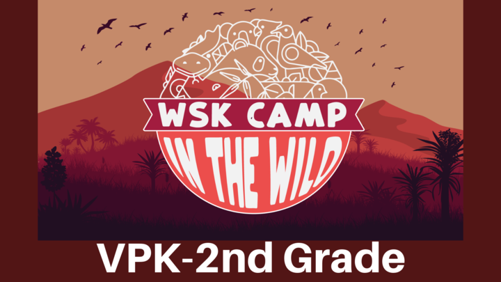 Wellspring Kid's Camp (VPK-2nd Grade for 2019-2020 School Year) logo image