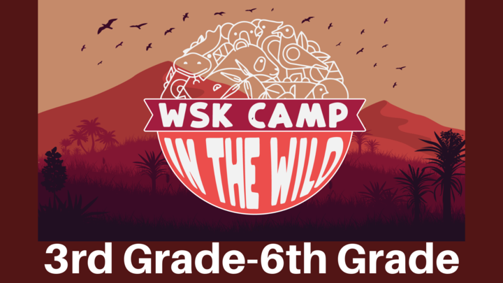 Wellspring Kid's Camp (3rd-6th for 2019-2020 School Year) logo image