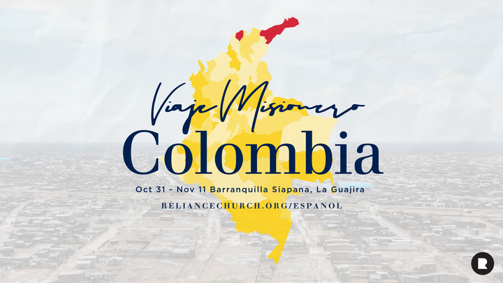 Colombia Mission Trip logo image