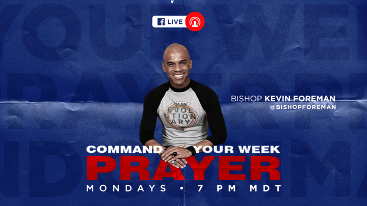 Command Your Week Prayer on Facebook logo image