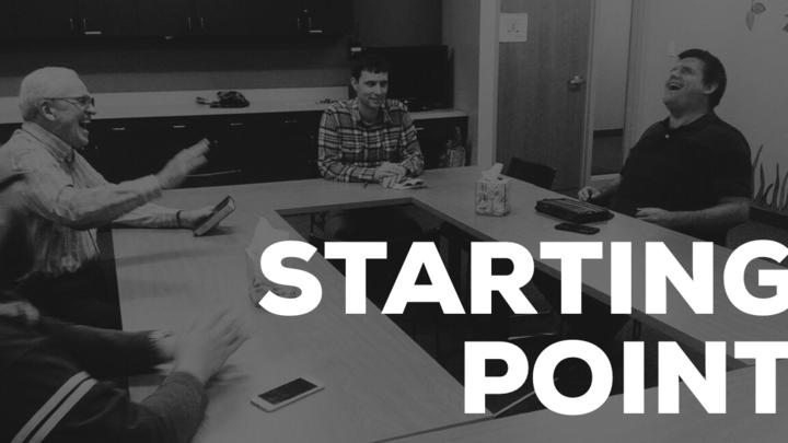 Starting Point Begins (Sunday PM) logo image